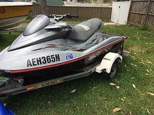 Seadoo rxp 2002 952cc with trailer LOST KEYS Schofields Blacktown Area Preview