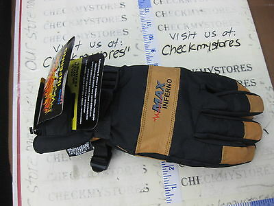 New  1  One Mid West Max Inferno 3M Thinsulate Superior Warmth Protection