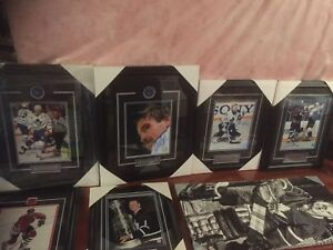Signed sports memorabilia / see photos. Trade trade trade
