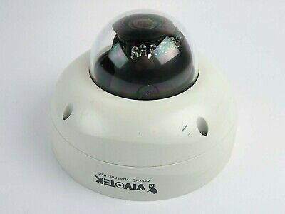 Vivotek Fd8335h 1mp 720p Vandal Ir Dome Camera