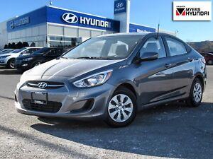2016 Hyundai Accent GL SEDAN