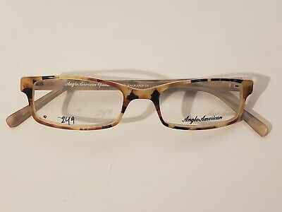 Anglo American Optical Mod 304 eyeglasses/Eyewear Made in (American Made Eyewear)