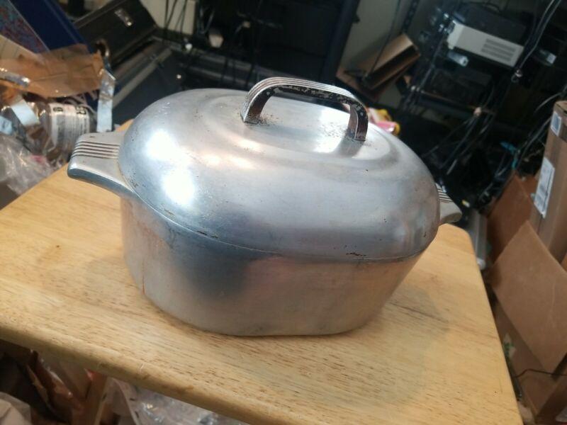 VINTAGE Wagner Ware 4263 Roasting Pot (Magnalite)