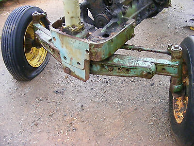 Antique John Deere 1010 Front Axle Carrier Support Farmerjohnsparts