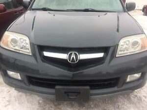 2005 Acura MDX TOURING LEATHER SUNROOF