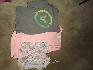 PINK, American eagle and garage clothing!