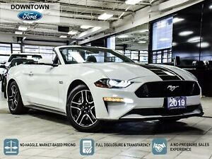 2019 Ford Mustang GT Premium | NAV | HTD/CLD SEATS | ADAPT CRUIS
