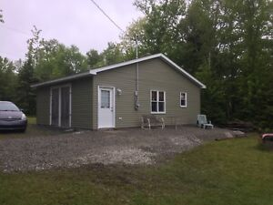 Lakefront cottage lot