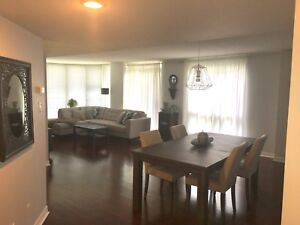 Large 3 1/2 Condo for rent in St-Laurent