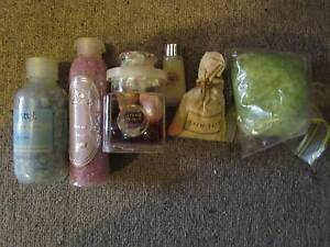 Various Bath Salts & Pearls ***BRAND NEW*** Campbell North Canberra Preview