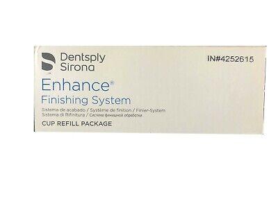 Dentsply Enhance Finishing Cups Refill Composite Polishing Pack Of 30 Pc Dental