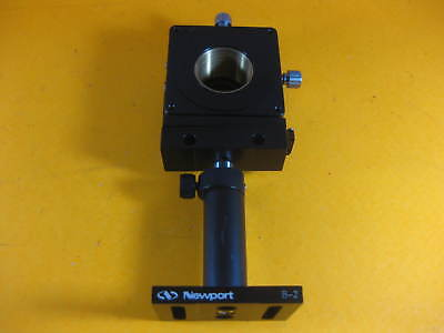 Newport Nrc 5 Axis Lens Positioner -- Lp-1a -- Used