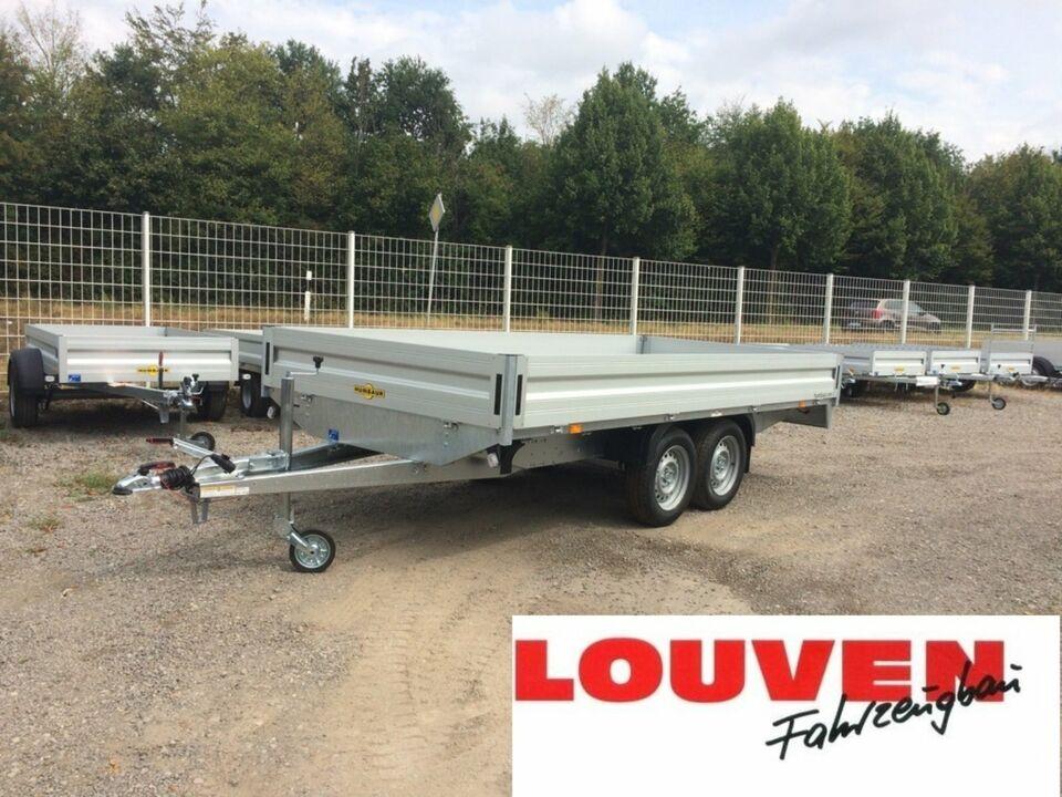Humbaur Tandem Hochlader HT 254118 2500 kg  von Louven in Emmerich am Rhein