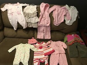 Baby clothes (Girl)