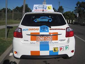 Driving School Mt Druitt, Driving Lesson St Marys, Ropes Crossing Lethbridge Park Blacktown Area Preview