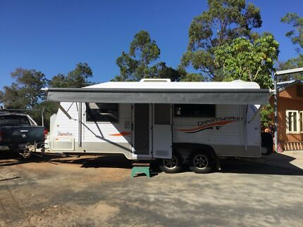Caravan 21 ft Bunbury Bunbury Area Preview