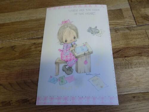 Vintage Hallmark Post Card Love Children Betsey Clark Postcard