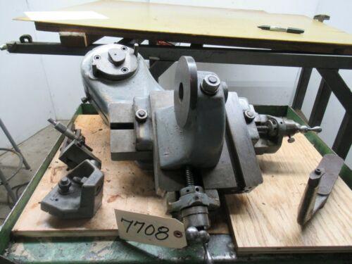 Cutter Grinder #2 Radius Turning Attachment (CTAM #7708)