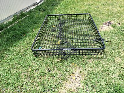Rhino large roof basket