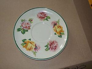 Assiette genevieve lethu les roses de picardie ebay - Assiette genevieve lethu ...