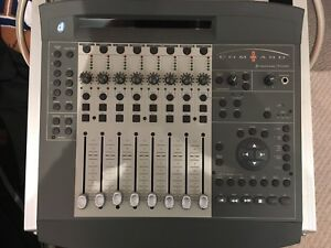Command 8 USB midi controller for pro tools