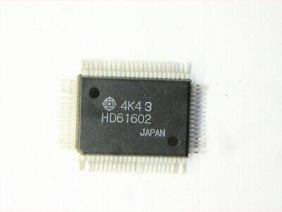 Hd61602 Original Hitachi 80p Smd Ic 1 Pc
