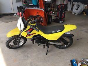 2005 Suzuki JR50