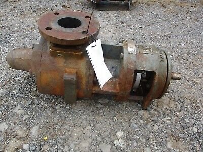 Tuthill Pump Gg2001 617735 Shaft 3 14 X 1 14 2 78 251018k Used