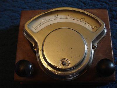 Hoyt Vintage Electrical Meter 1920 Era.