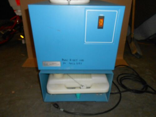 """ABC SOLVENT RECOVERY SYSTEM SRS 1000 MODEL VT460AABC W/ELECTRIC VALVE ACTUATOR"""""""