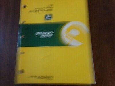 John Deere 2155 2355 N Tractors Operators Manual Om-l61595