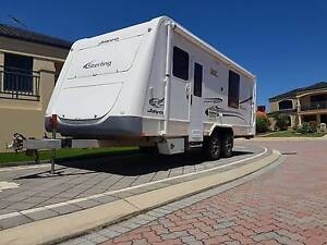 Jayco Sterling Outback Caravan - Dec 2010 Hillarys Joondalup Area Preview