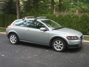 2008 Volvo C30 LOW KM NO ACCIDENTS