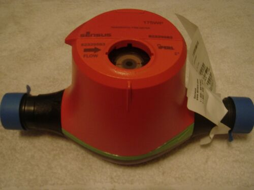 "Sensus iPerl 1"" Digital Water Meter Residential Fire Meter"