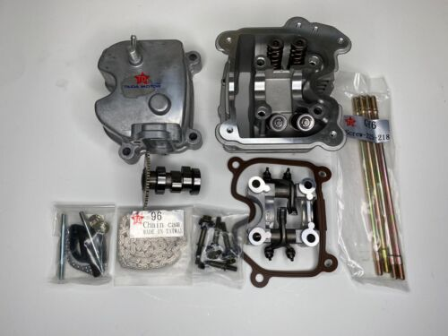 Scooter GY6 150cc High Performance Taida 4 Valve Cylinder Head 57mm spacing