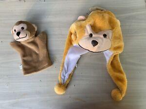 Hand puppet   bear hat Kallangur Pine Rivers Area Preview