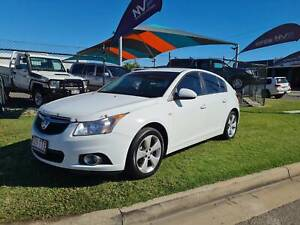 2014 Holden Cruze Equipe 4cyl Auto Hatch - VALUE! Garbutt Townsville City Preview
