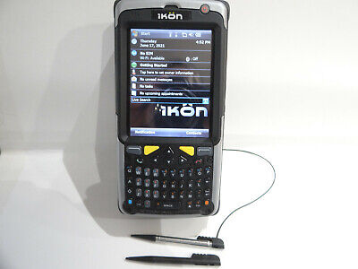 Psion Teklogix Ikon 7505-btsdcmhc25 Barcode Scanner 702
