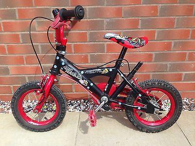 """12.5"""" Bike Steel Frame"""