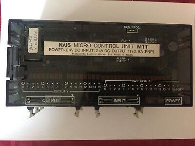 Matsushita Electric NAIS MICRO CONTROL UNIT M1T AFM6118PCE Ver.2.0