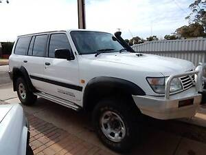 2001 Nissan Patrol Wagon Whyalla Whyalla Area Preview