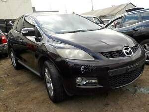 WRECKING 2008 MAZDA CX-7 LUXURY AWD 2.3L TURBO PARTS ONLY North St Marys Penrith Area Preview