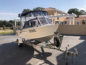 2008 Stacer 429 Seaway