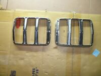 Mustang Gasket Parking Lamp Lens Pair 1964 1//2-1966