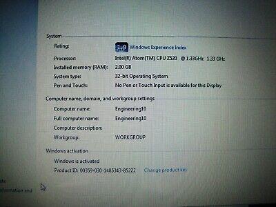 "Acer Aspire One 11.6"", ZA3, Intel Z520 1.33GHz, 2GB, 160GB, Windows 7 , AO751h comprar usado  Enviando para Brazil"
