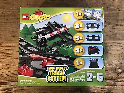 Lego Duplo - Set 10506 Train Accessory Set - COMPLETE with BOX