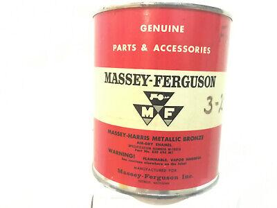 1973 Massey Ferguson Harris Metallic Bronze Paint M-1021a 830694m1 Nos Ppg