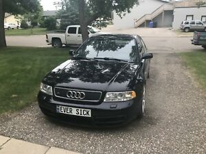 2001.5 Audi s4 stage 3 trade for rwd standard car