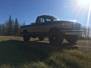 1994 Ford F-250 460 5 speed