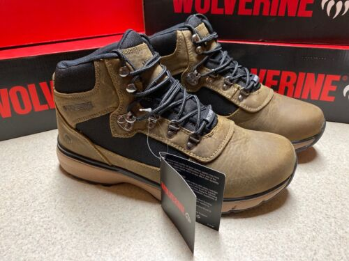 Wolverine Bodi FX Industrial Waterproof Shoes Boots   Natura